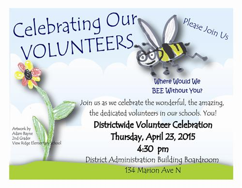 Volunteer Celebration