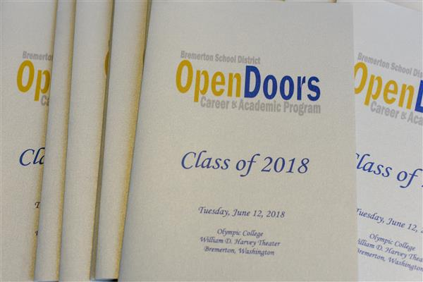 Open Doors Graduation!
