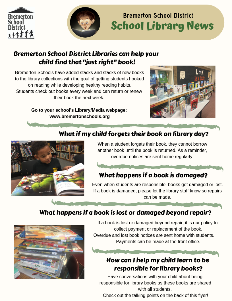 What you need to know about borrowing books.