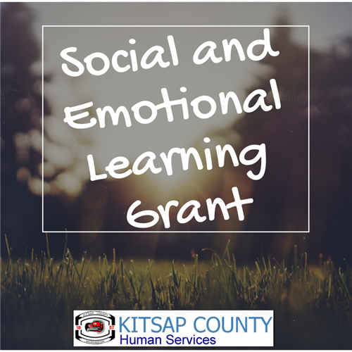 Kitsap County Social and Emotional Learning Grant Logo