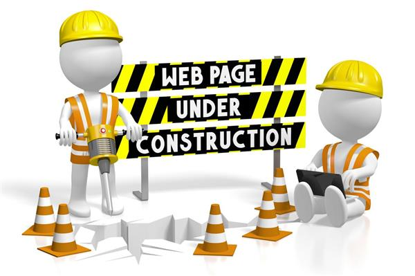 Web Page Underconstruction