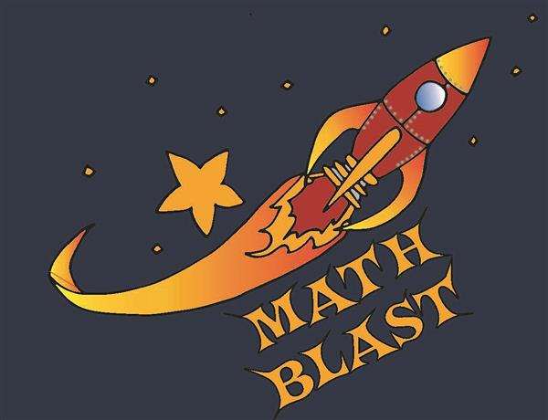 Save the date:  Math Blast is Thurs., Jan. 24!