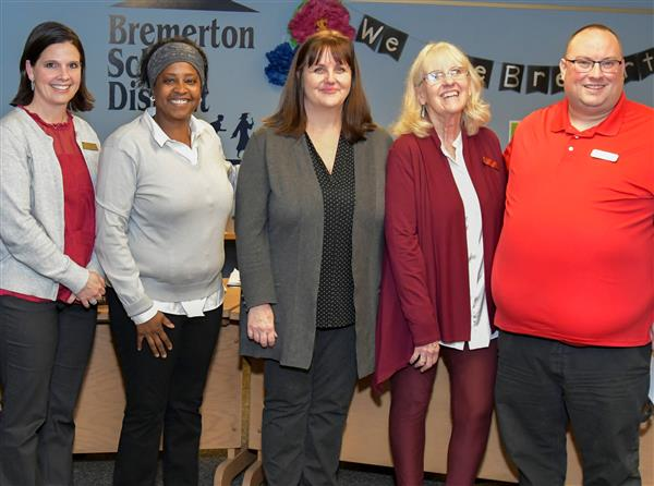 Thanks to Bremerton school board members