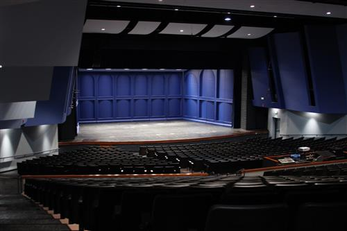 Performing Arts Center Renovations