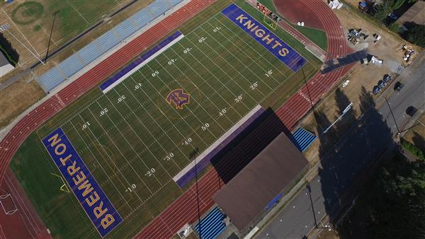Memorial Field Turf Project COMPLETED!
