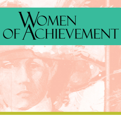 Woman of Achievement Award