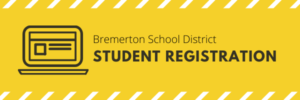 Student registration graphic