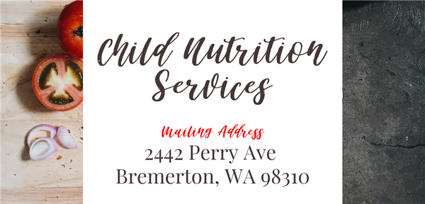 Child Nutrition Services Mailing Address