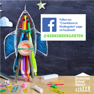 Follow us on FB at @BSDKindergarten