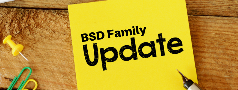 BSD Family Update graphic