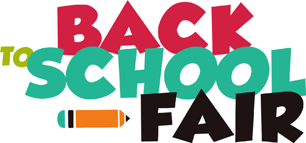 Back to School Fair logo