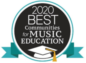 BSD Music Education Recognized!!