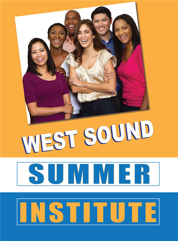 WEST SOUND SUMMER INSTITUTE - SAVE THE DATE